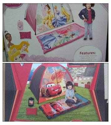 (名無し)さん[1]が投稿したDISNEY ディズニー キッズエクスプローラーキット(テント)の写真