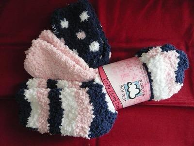 Crescent worlds softest sock (ソフト靴下)