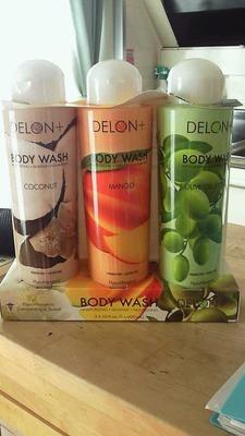 (名無し)さん[8]が投稿したDELON+ BODY WASH (デロン ボディウォッシュ)の写真