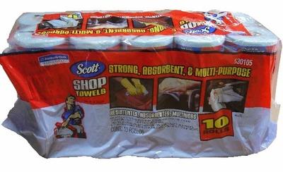 (名無し)さん[3]が投稿したScott SHOP TOWELS スコット カーショップタオルの写真