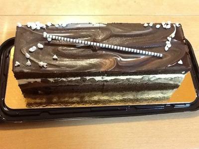 (名無し)さん[5]が投稿したカークランド タキシードケーキの写真