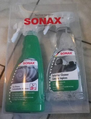 SONAX カーブリーズ&インテリアクリーナー