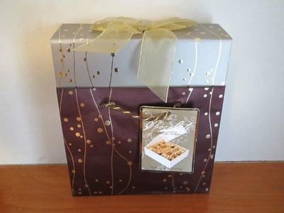 (名無し)さん[1]が投稿したGudrun bag & Box (ガドラン ベルギー ムースチョコレート)の写真