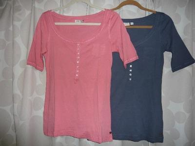 ESPRIT 5分袖 Tシャツ