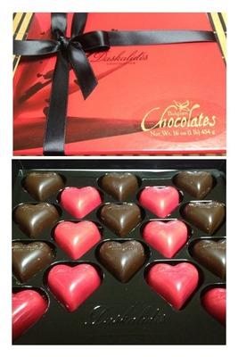 カークランド ハートチョコレート