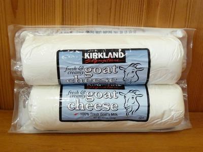 (名無し)さん[1]が投稿したカークランド ゴートチーズ goat cheeseの写真