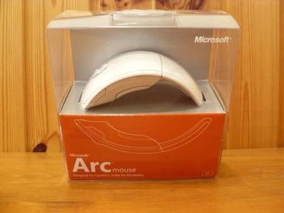 マイクロソフト アーク マウス