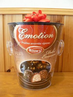 Witor's シャンパンバケット チョコレート (エモーション アソート)