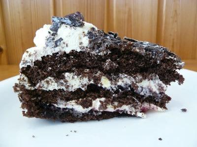 (名無し)さん[3]が投稿したカークランド ブラックフォレストケーキの写真