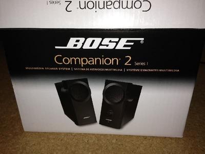 BOSE COMPANION2 (スピーカー)