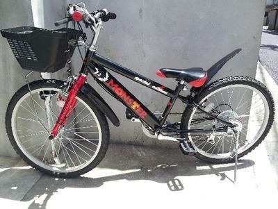 玉腰工業 22MONSTER 男児自転車