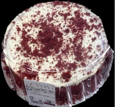 カークランド レッドベルベットケーキ