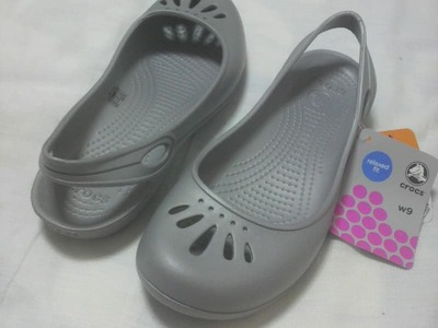 CROCS クロックス THEA サンダル - thea women relaxed fit