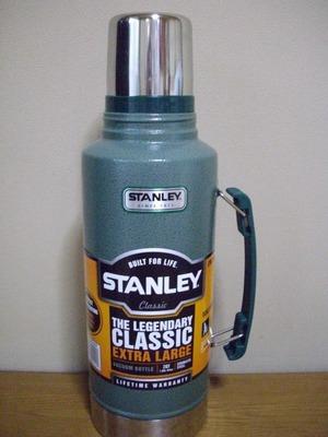 (名無し)さん[1]が投稿したSTANLEY(スタンレー)  ステンレス製携帯用魔法瓶 DOUBLE XLの写真