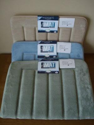 Memory Foam Bath Mat 低反発バスマット
