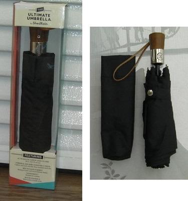 ShedRain Umbrella 1P (自動開閉折りたたみ傘)