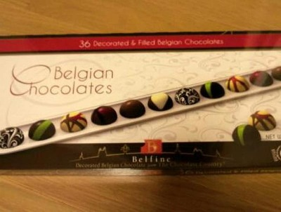 Belfine(ベルファイン) ベルギーチョコレート36個入り