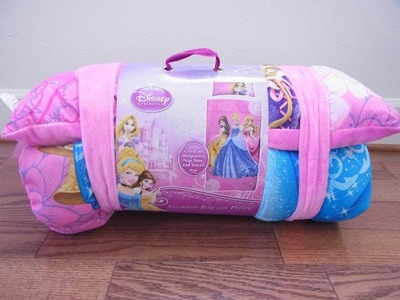 (名無し)さん[1]が投稿したDisney ディズニー 寝袋&枕セット (SLUMBER BAG WITH PILLOW)の写真