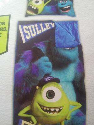 (名無し)さん[12]が投稿したDisney ディズニー 寝袋&枕セット (SLUMBER BAG WITH PILLOW)の写真