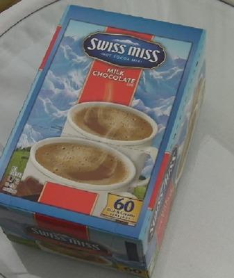 SWISS MISS スイスミス ミルクチョコレートココア