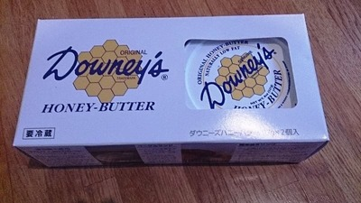 Downey's  ハニーバター (HONEY-BUTTER)