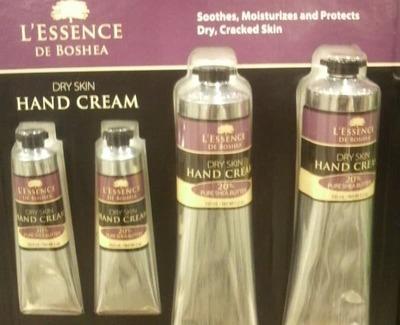 (名無し)さん[6]が投稿したL'ESSENCE レッセンス ハンドクリーム ラベンダーの香りの写真
