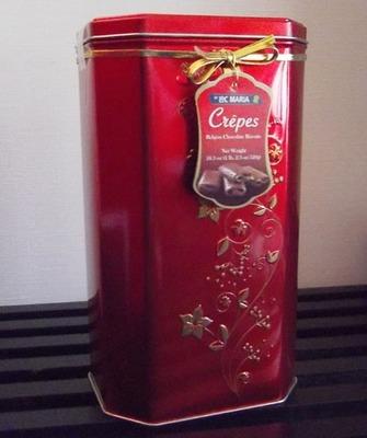(名無し)さん[1]が投稿したLoc Maria ロックマリア チョコレートクレープクッキーの写真