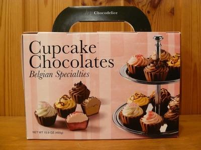 (名無し)さん[14]が投稿したイクス カップケーキチョコレート ベルギースペシャル 450gの写真