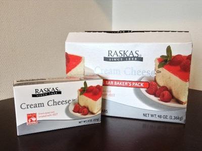 (名無し)さん[3]が投稿したRASKAS ラスカスクリームチーズ 6個入りの写真