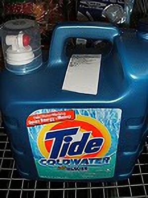 P&G Tide(タイド) リキッド コールドウォーター 洗濯洗剤