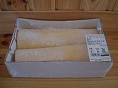 カークランド お米のオレンジスイスロールケーキ