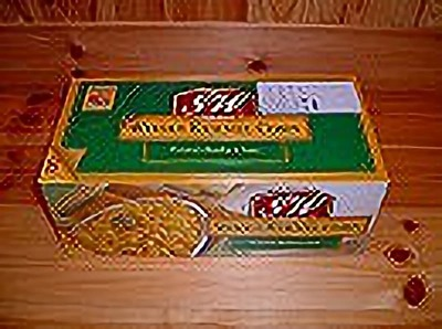 S&W クリスプコーン缶詰