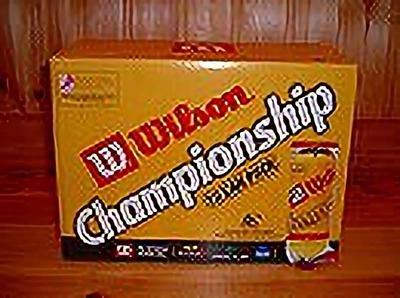 wilson(ウィルソン) wilson(ウィルソン)  チャンピオンシップ テニスボール