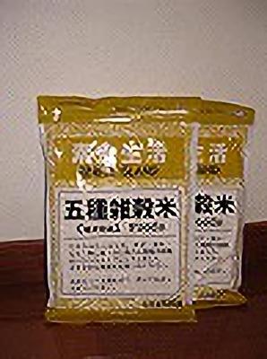 五種雑穀米