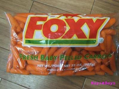 FOXY ベビーキャロット