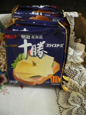 明治 十勝スライスチーズ10枚×4PK