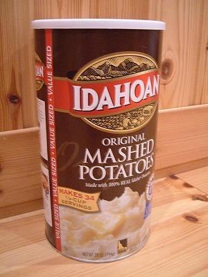 IDAHOAN FOODS マッシュポテト フレーク