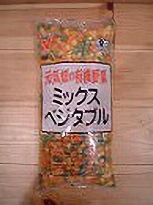ニチレイ ミックスベジタブル 有機野菜 冷凍