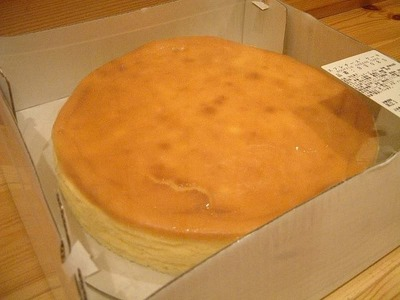 (名無し)さん[9]が投稿したカークランド スフレチーズケーキの写真