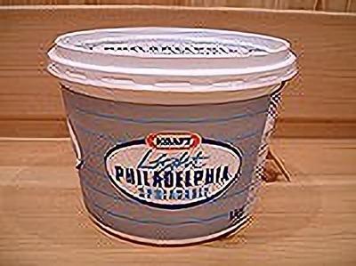 KRAFT(クラフト) フィラデルフィアライト クリームチーズスプレッド
