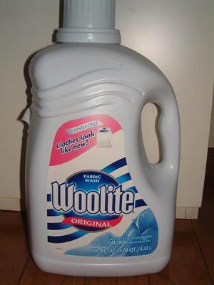 ウーライト(Woolite) ファブリック ウォッシュ