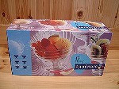 LUMINARC ルミナルク デザートカップセット
