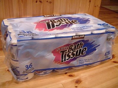 カークランド Bath Tissue トイレットペーパー ダブル