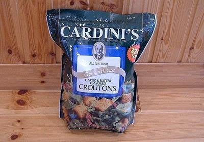 (名無し)さん[2]が投稿したCARDINI'S カルディニ ガーリックバター クルトンの写真