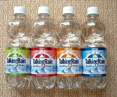 (名無し)さん[2]が投稿したTalking Rain Beverage トーキングレイン スパークリングウォーターの写真