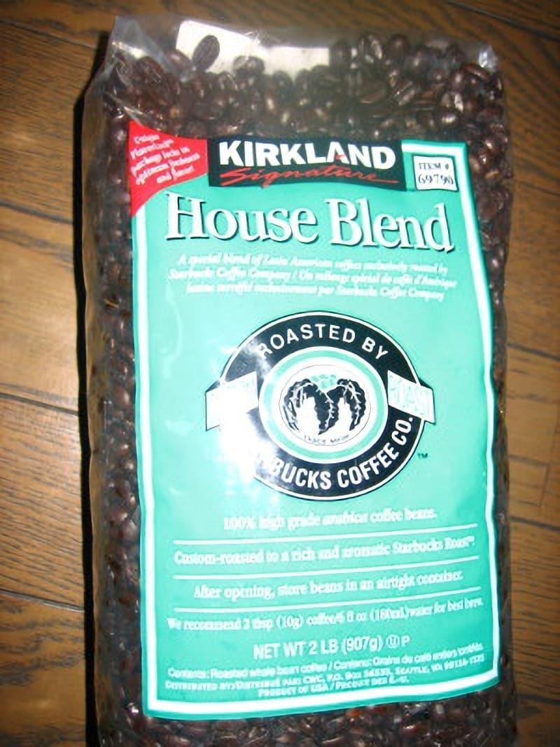 [7]が投稿したカークランド スターバックスローストハウスブレンドコーヒーの写真