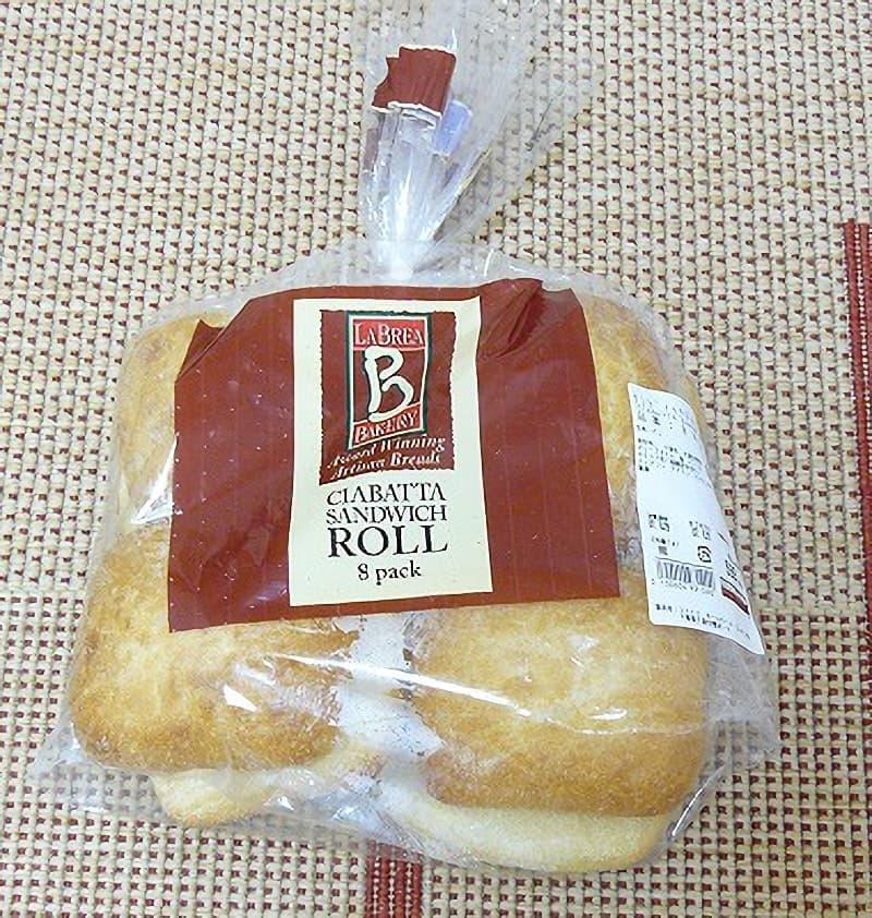 [2]が投稿したカークランド サンドイッチ チャバタロールの写真