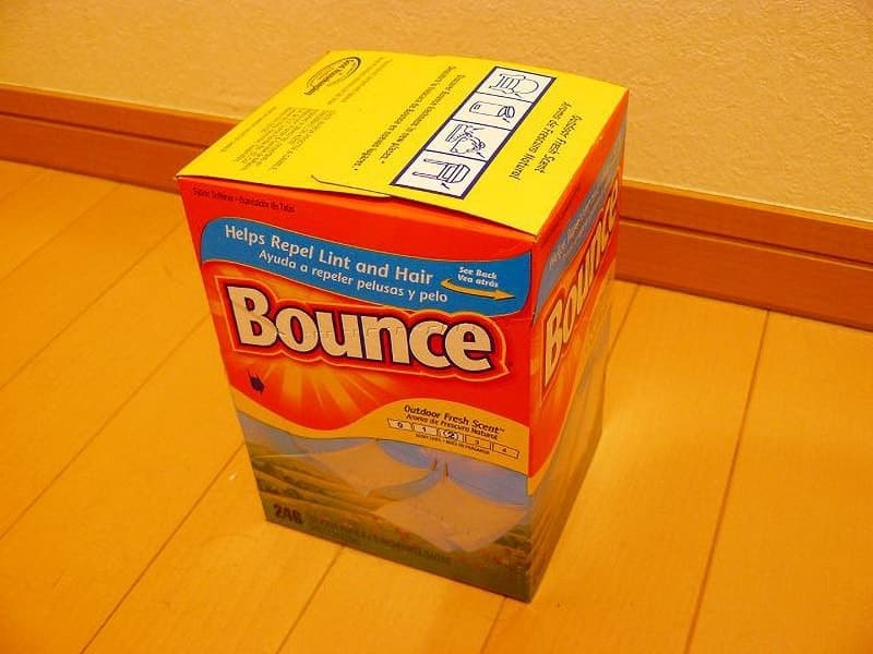 [8]が投稿したBaunce(バウンス) ドライヤーシート 乾燥機用柔軟材の写真