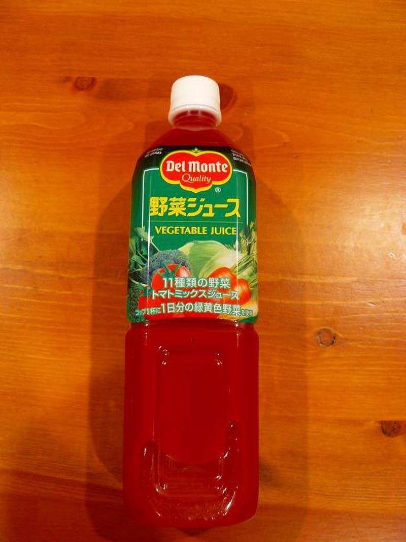 [2]が投稿したデルモンテ 野菜ジュースの写真