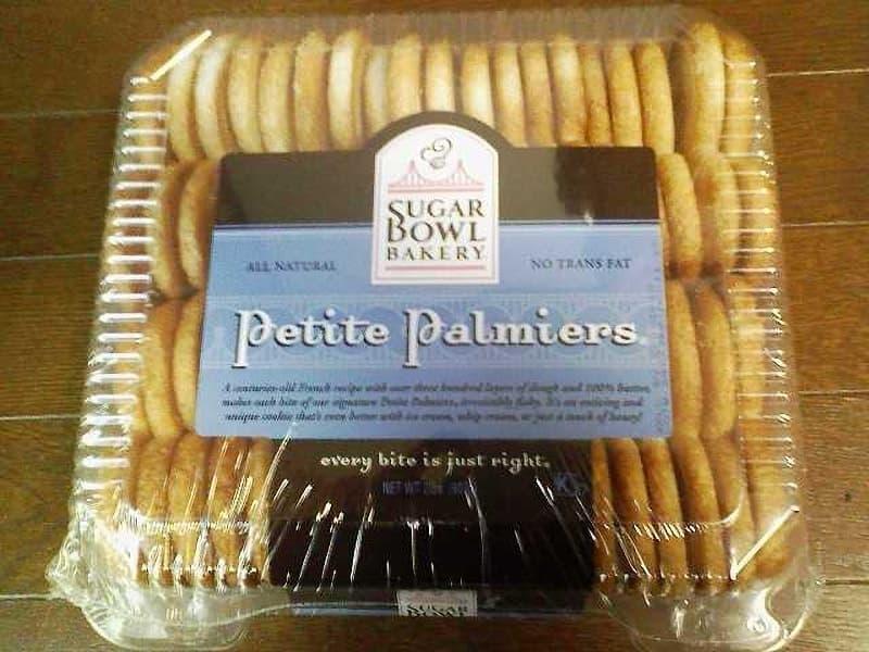 [2]が投稿したPetite Palmiers プチパルミエールクッキー パイ菓子の写真